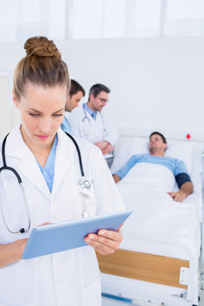Documentation for Wound Exudate Assessment